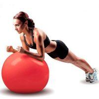 Pilates žoga Body Fit za vadbo 55 cm