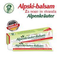 Alpenkräuter Balsam 200ml - Z listi vinske trte in rdečega kostanja - ORIGINAL LLOOYD EMULSION