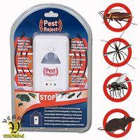 Odganjalec vseh glodalcev in mrčesa -  Mišelovka Pest Reject (AS-5050)