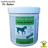 Konjski balzam z oljem gorskega bora in mentola - von Dr. Sacher s