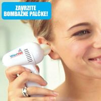 Naprava za vakumsko čiščenje ušes (AS-1211)