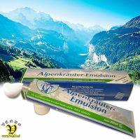 Alpska emulzija - Alpenkräuter Emulsion 200ml  ORIGINAL LACURE EMULSION (C-3295)