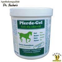Pferde Gel - Konjski gel z ekstraktom gorskega bora Dr. Sacher s