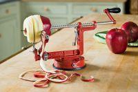 Spiralni strojček za jabolka