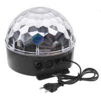 Predvajalnik glasbe z LED svetlobnimi efekti (RK-025A)