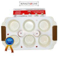 Pekač za 6 muffinov  marmorno prevleko (RL-MFN6)