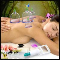 Ventuza za masažo in celulit - Vacuum Body Massage Therapy  (VEN-KL12012)