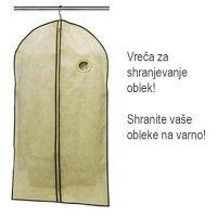 Vreča za shranjevanje oblek 90 x 60  (T-0065)