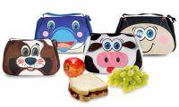 Otroška hladilna torba -  Malica za v vrtec - šolo - Snack Pets Kids Lunch Box  (AS-2405)