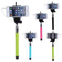 Palica za selfie-je, teleskopska - MonoPod z gumbom za fotografiranje (Z07-2)