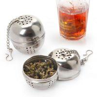 Cedilo za čaj  - Inox