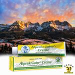 Alpenkräuter Creme 200ml - Krema Alpska zelišča s konopljinim oljem in hudičevim krempljem - Original LACURE CREME ( C-7585 )