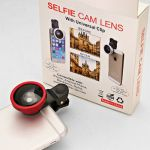 Selfie lupa - Objektiv za telefon