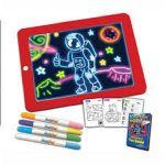 Magična tablica 3 D za risanje, pisanje in računanje