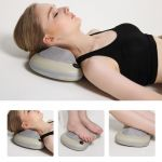 Infra SHIATSU - Blazina za dom in avto s kroglično masažo 360°  (V-NMP12)