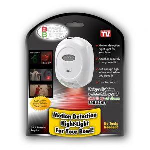 Toaletna led lučka s senzorjem gibanja-BB-226