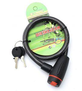 Ključavnica za kolo s ključem