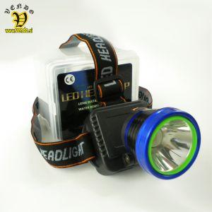 Naglavna LED svetilka