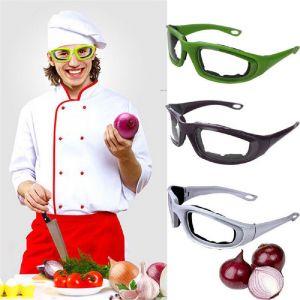 Zaščitna očala za rezanje čebule in pekočih živil