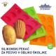 silikonski pekač peterhof za 9 školjkic